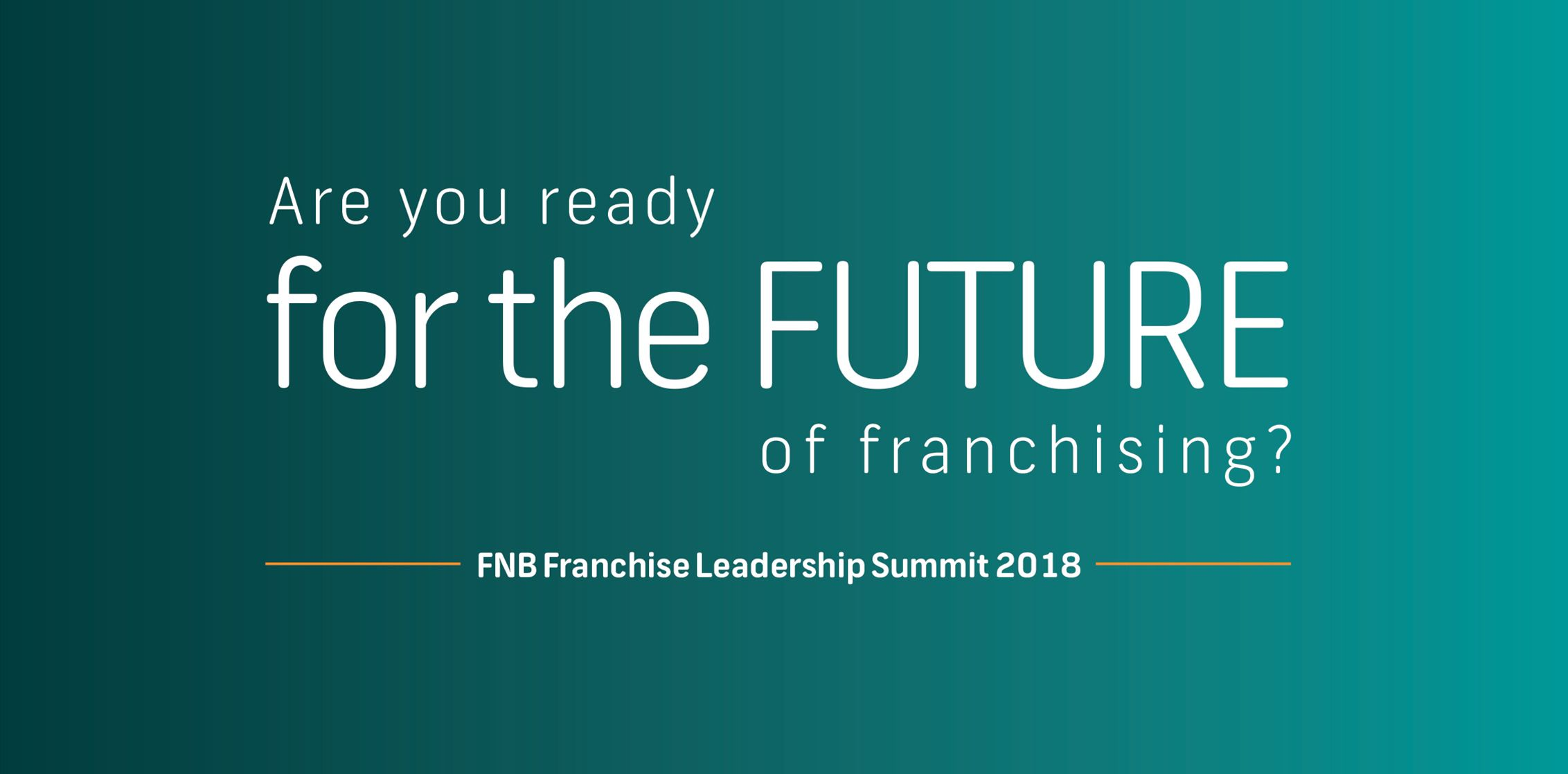 Are You Ready For The Future Of Franchising